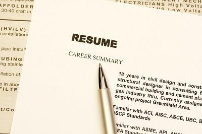 Resume Career Summary Section