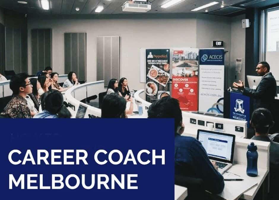 Career Coach In Melbourne
